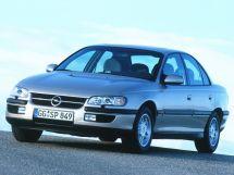 Opel Omega 1994, седан, 2 поколение, B1