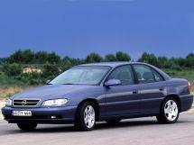 Opel Omega рестайлинг, 2 поколение, 08.1999 - 06.2003, Седан