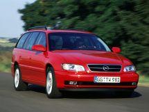 Opel Omega рестайлинг, 2 поколение, 08.1999 - 06.2003, Универсал