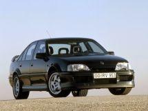 Opel Omega рестайлинг 1990, седан, 1 поколение, A2
