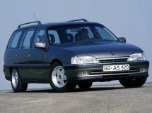 Opel Omega рестайлинг 1990, универсал, 1 поколение, A2