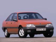 Opel Omega 1986, седан, 1 поколение, A1