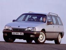 Opel Omega 1986, универсал, 1 поколение, A1