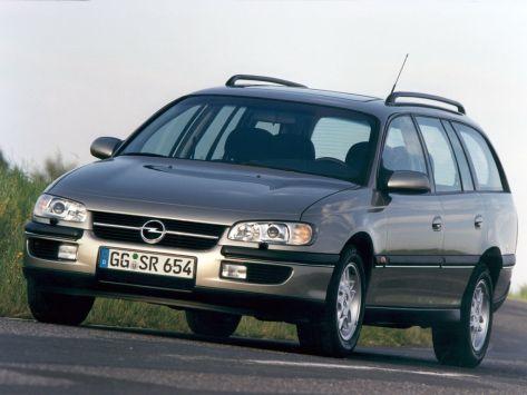 Opel Omega (B1) 04.1994 - 07.1999