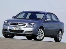 Opel Vectra 3 поколение, 02.2002 - 11.2005, Седан