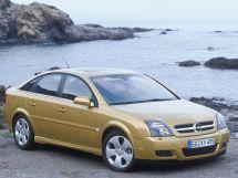 Opel Vectra 3 поколение, 02.2002 - 03.2006, Лифтбек