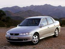Opel Vectra рестайлинг, 2 поколение, 01.1999 - 02.2002, Седан