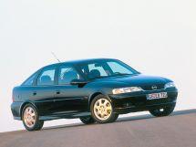 Opel Vectra рестайлинг, 2 поколение, 01.1999 - 02.2002, Лифтбек