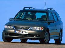 Opel Vectra рестайлинг, 2 поколение, 01.1999 - 04.2003, Универсал