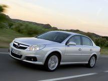 Opel Vectra рестайлинг, 3 поколение, 06.2005 - 07.2008, Седан