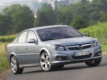Opel Vectra рестайлинг, 3 поколение, 06.2005 - 07.2008, Лифтбек