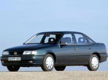 Opel Vectra рестайлинг 1992, седан, 1 поколение, A