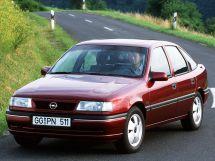 Opel Vectra рестайлинг 1992, лифтбек, 1 поколение, A