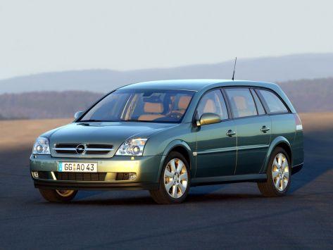 Opel Vectra (C) 02.2002 - 12.2005