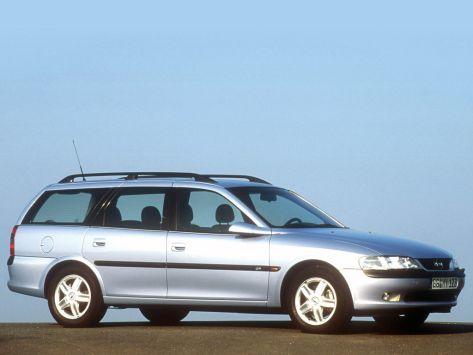 Opel Vectra (B) 10.1995 - 05.2000