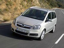 Opel Zafira 2 поколение, 07.2005 - 01.2008, Минивэн