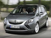 Opel Zafira 3 поколение, 03.2011 - 05.2016, Минивэн