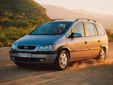 Opel Zafira (A) 04.1999 - 02.2003
