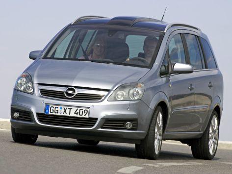Opel Zafira (B) 06.2005 - 12.2007