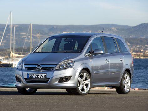 Opel Zafira (B) 12.2007 - 06.2015