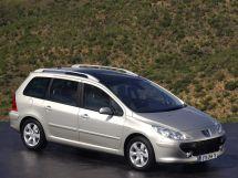 Peugeot 307 рестайлинг 2005, универсал, 1 поколение