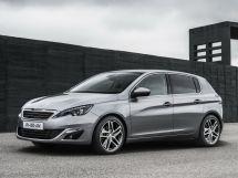 Peugeot 308 2013, хэтчбек 5 дв., 2 поколение, T9
