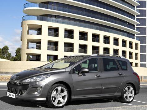 Peugeot 308 (T7) 04.2008 - 05.2011