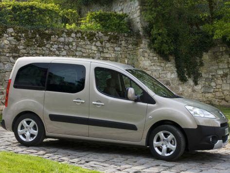Peugeot Partner Tepee  01.2008 - 03.2012