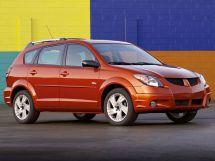 Pontiac Vibe 1 поколение, 09.2002 - 08.2004, Хэтчбек 5 дв.
