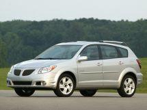 Pontiac Vibe рестайлинг 2004, хэтчбек 5 дв., 1 поколение