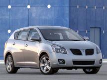 Pontiac Vibe 2008, хэтчбек 5 дв., 2 поколение