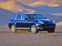 Porsche Cayenne 2002, джип/suv 5 дв., 1 поколение, 9PA