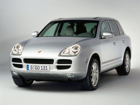 Porsche Cayenne (9PA) 12.2002 - 01.2007