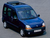 Renault Kangoo 1997, минивэн, 1 поколение