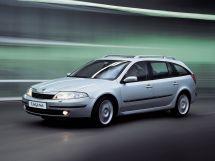 Renault Laguna 2 поколение, 03.2001 - 09.2005, Универсал