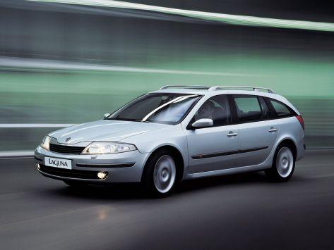 Renault Laguna (X74) 03.2001 - 09.2005