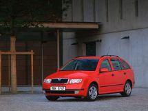 Skoda Fabia 2000, универсал, 1 поколение, MK1