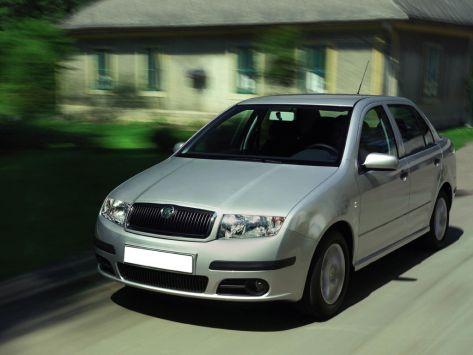 Skoda Fabia (MK1) 08.2004 - 04.2008