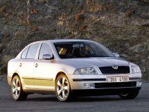 Skoda Octavia 2004, хэтчбек, 2 поколение, A5