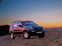 SsangYong Rexton 1 поколение, 06.2003 - 01.2006, Джип/SUV 5 дв.