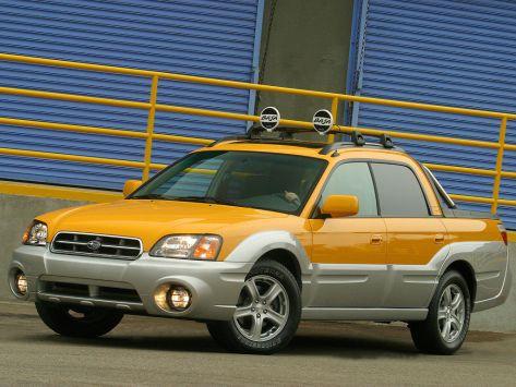 Subaru Baja (BT/B12) 03.2002 - 11.2006