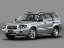 Subaru Forester 2 поколение, 02.2002 - 08.2005, Джип/SUV 5 дв.