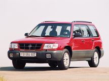Subaru Forester 1 поколение, 09.1997 - 01.2000, Джип/SUV 5 дв.