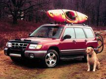 Subaru Forester 1 поколение, 02.1997 - 01.2000, Джип/SUV 5 дв.