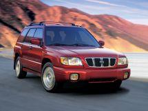 Subaru Forester рестайлинг 2000, джип/suv 5 дв., 1 поколение, SF