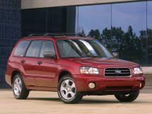Subaru Forester 2 поколение, 02.2002 - 05.2005, Джип/SUV 5 дв.