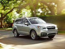 Subaru Forester рестайлинг 2016, джип/suv 5 дв., 4 поколение, SJ