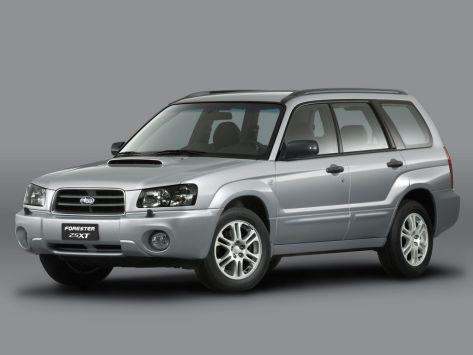 Subaru Forester (SG/S11) 02.2002 - 08.2005