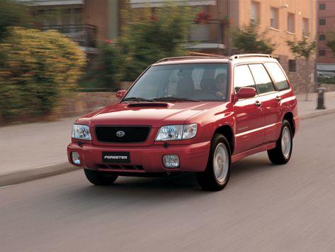 Subaru Forester (SF/S10) 01.2000 - 01.2002