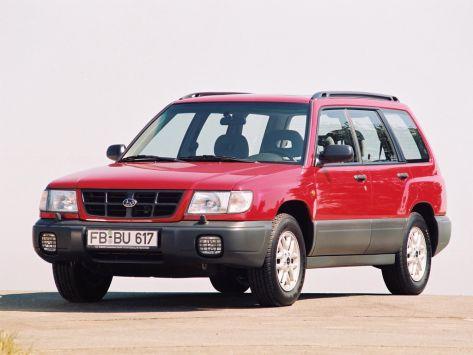 Subaru Forester (SF/S10) 09.1997 - 01.2000
